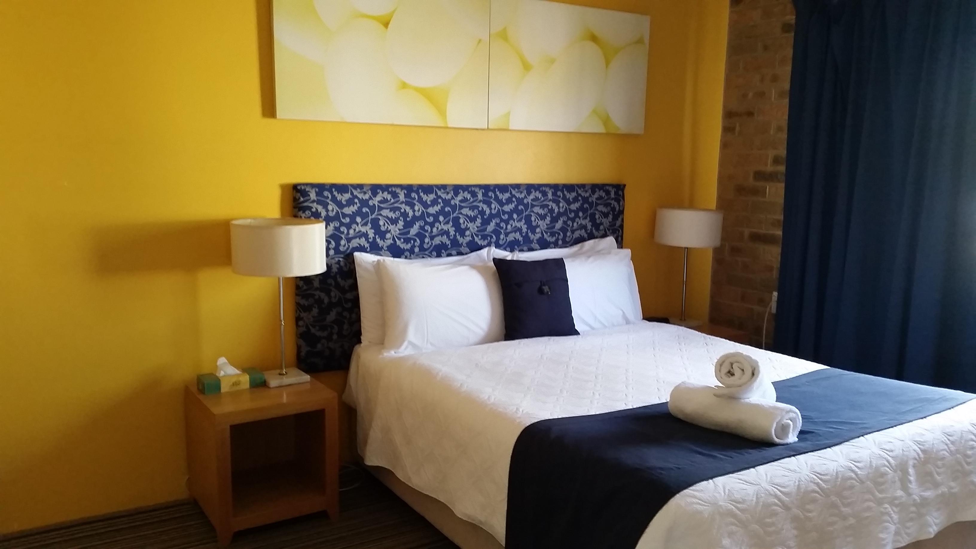 2 bed unit bed